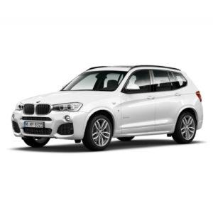 Коврики для BMW X3
