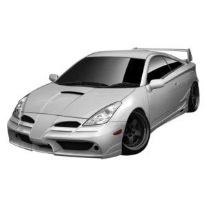 Коврики для Toyota Celica