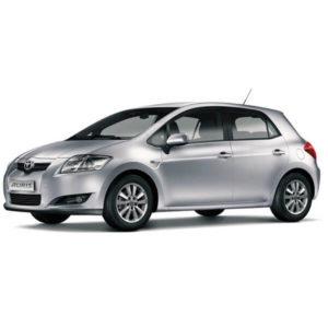 Коврики для Toyota Auris