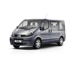 Коврики для Renault Trafic