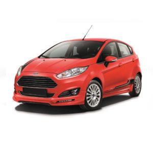 Коврики для Ford Fiesta