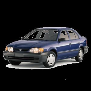 Коврики для Toyota Corsa