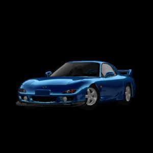 Коврики для Mazda RX-7