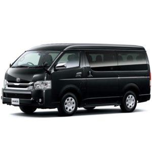 Коврики для Toyota Hiace