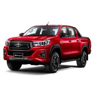 Коврики для Toyota Hilux