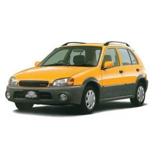 Коврики для Toyota Starlet