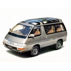 Коврики для Toyota Master Ace Surf