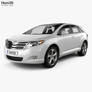 Коврики для Toyota Venza