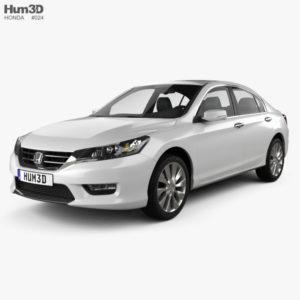 Коврики для Honda Accord