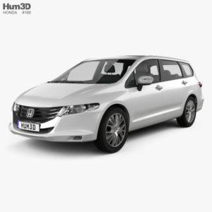 Коврики для Honda Odyssey