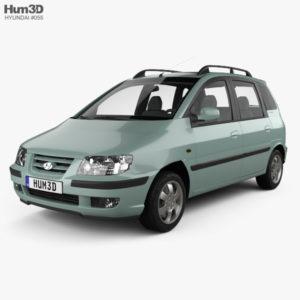 Коврики для Hyundai Matrix